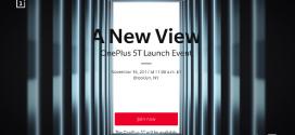 OnePlus 5T : réservez vos places