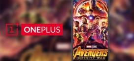 OnePlus 6 : une édition «Avengers» annoncée