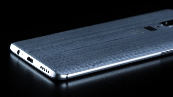 1oneplus 6 back
