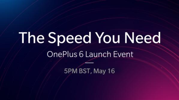 1oneplus 6 event