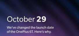 OnePlus 6T : l'évènement reprogrammé