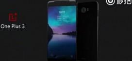 OnePlus 3 : quelques caractéristiques en fuite
