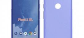 Google Pixel 3 XL : un double APN frontal et une encoche