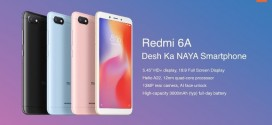 Le Xiaomi Redmi 6A débarque en France