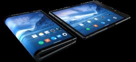 CES 2019 de Las Vegas : le premier smartphone à écran pliable est là