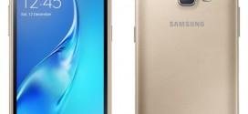 Samsung Galaxy J1 2016 : les premiers rendus presse