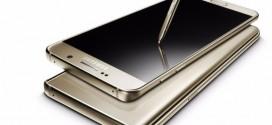 Le Samsung Galaxy Note 5 sera disponible dans de nombreux pays