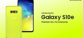 Samsung Galaxy S10e : lévénement Unpacked confirmé