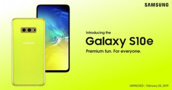 1samsung-Galaxy-S10e-yellow