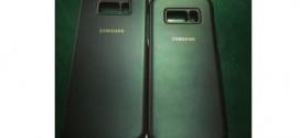Samsung Galaxy S8 : et maintenant les coques de protection officielles