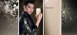 Samsung Galaxy A 2018 : peut être pas d'écran borderless