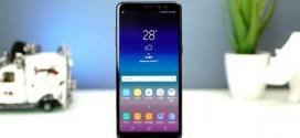 Samsung Galaxy A8 (2018) : les premières photos