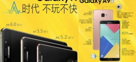 Le Samsung Galaxy A9 officialisé en Chine