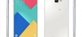 Samsung présente le Galaxy A9 Pro