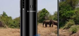 Samsung Galaxy A9S : 4 caméras arrière