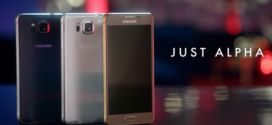 Samsung présente le Galaxy Alpha