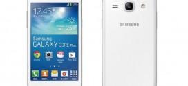 Samsung : une ODR sur le Galaxy Core Plus (SM-G350)