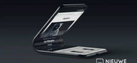 Samsung Galaxy F : le smartphone pliable fait à nouveau parler de lui