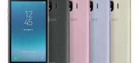Samsung Galaxy J2 (2018) : de nouveaux rendus