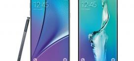 Samsung Galaxy Note 5 et S6 Edge Plus : les vrais rendus 3D
