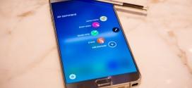 Samsung : un Galaxy Note 6 étanche?