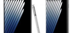 Samsung Galaxy Note 7 : charge complètement désactivée