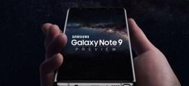 Samsung Galaxy Note 9 : une version survitaminée