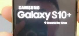 Samsung Galaxy S10+ : les premières photos volées