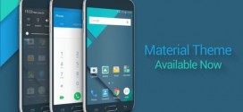 Samsung Galaxy S6 : un thème «Material Design»