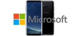 Samsung Galaxy S8 : une édition spéciale Microsoft