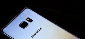 Samsung Galaxy S8 : un seul APN dorsal à l'appel