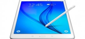 Samsung présente la Galaxy Tab A avec S-Pen