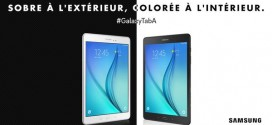 La Samsung Galaxy Tab A disponible