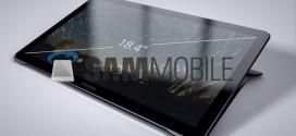 Samsung Galaxy View : les premières photos