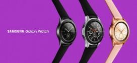 Samsung dévoile la nouvelle Galaxy Watch