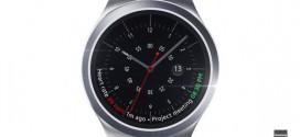 Samsung Gear S2 : le teaser vidéo