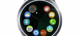 Samsung Gear S2 : née sous Tizen