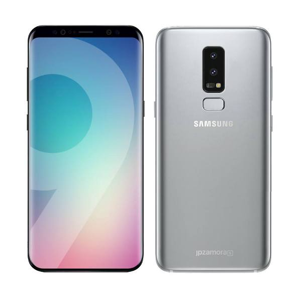 1samsung s9 plus render