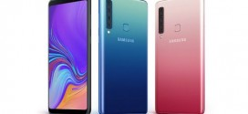 Le Samsung Galaxy A9 commercialisé en Europe