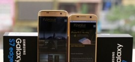 Samsung Galaxy S7 : un smartphone en or