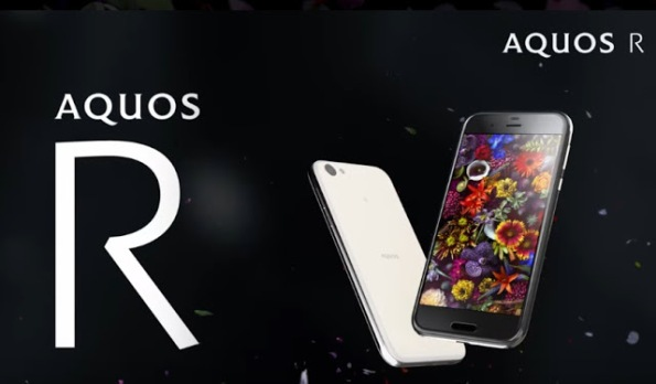 1sharp Aquos-R