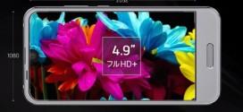 Sharp Aquos R compact : un petit écran au ratio 2:1