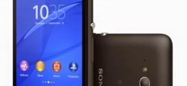 MWC 2015 : présentation du Sony Xperia E4G (par Raphaël)