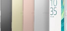 Le Sony Xperia X : les précommandes sont ouvertes