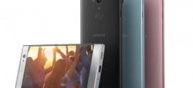CES 2018 de Las Vegas : Sony annonce l'Xperia XA2