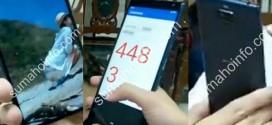Sony Xperia XA3 : photos volées et rendus