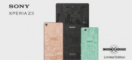 Sony Xperia Z3 : des éditions spéciales