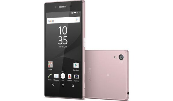1sony xperia z5 rose