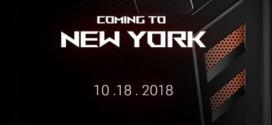 Asus ROG Phone : une présentation officielle le 18 octobre