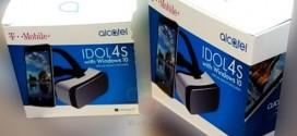 Alcatel Idol 4S sous Windows 10 : c'est parti!